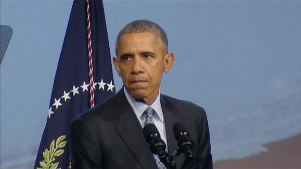 [NATL-CHI] Obama Addresses Violence in Chicago: 'I Live on the South Side'