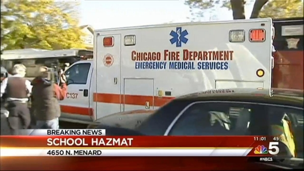 [CHI] Chicago Elementary School Evacuated For High Levels of Carbon Monoxide