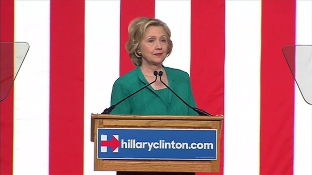 [CHI] Hillary Clinton Meets With Mothers of Gun Violence