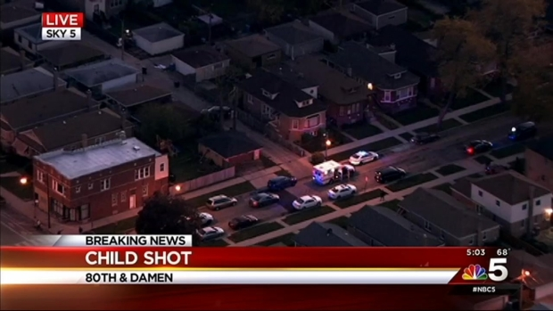 [CHI] Child, 9, Shot to Death in Gresham: Officials