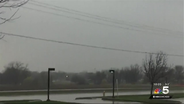 [CHI] Severe Weather Causes Damage in Midwest
