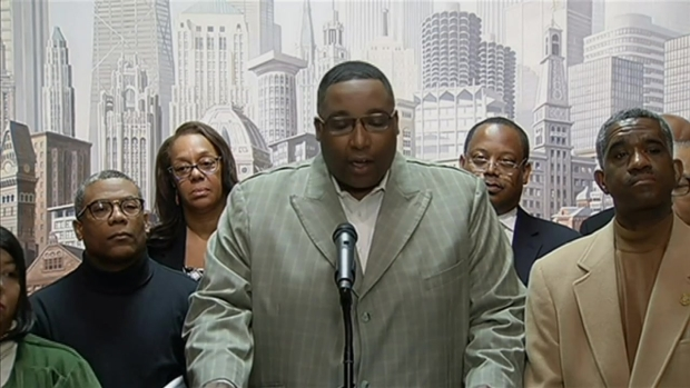 [CHI] Chicago's Black Caucus Calls for McCarthy's Resignation
