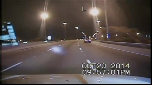 Dash-Cam 3: Additional Footage of Night Laquan McDonald Was Shot Released