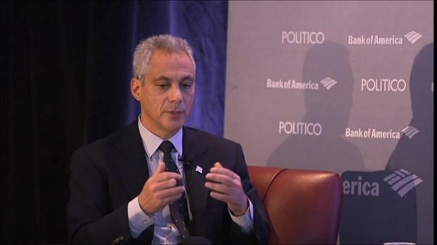 [CHI] Rahm Emanuel Responds to Calls for Resignation