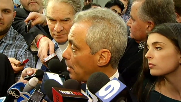 [CHI] Emanuel Flip Flops on DOJ Investigation, Now Supports It