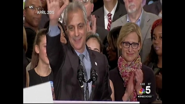 [CHI]Mayor Under Siege: Emanuel's Problems Continue to Grow