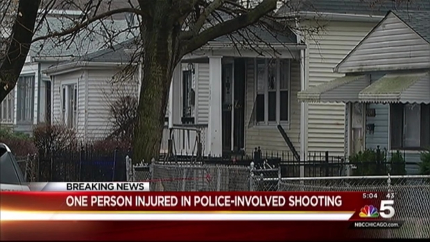 [CHI] Second Police-Involved Shooting in a Day Leaves Man Wounded