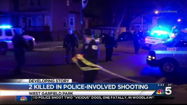 [CHI] Mother of 5 'Accidentally' Killed by Chicago Police