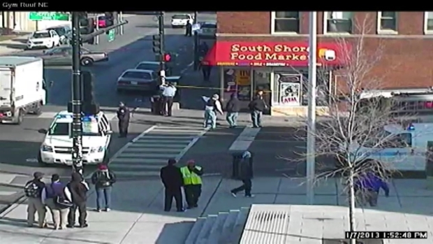 WARNING: Video Showing Cedrick Chatman's Fatal Shooting by Chicago Police Released