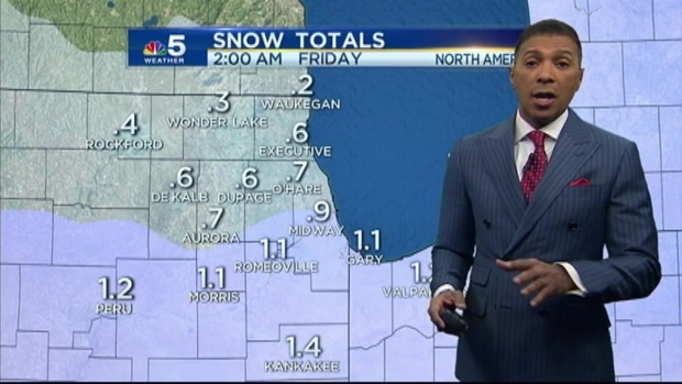 [CHI] Snow in Store