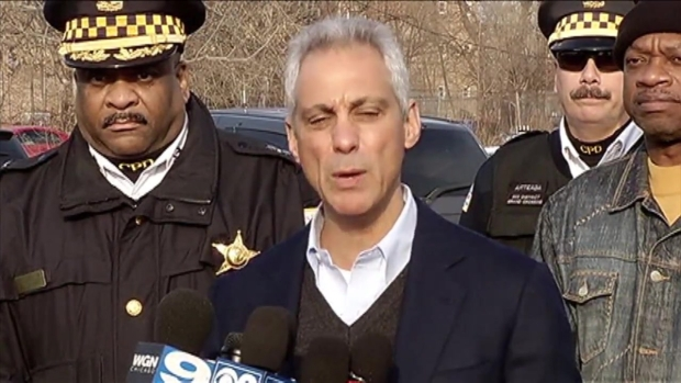 [CHI] Mayor Emanuel Talks About Appointment of CPD Advisor