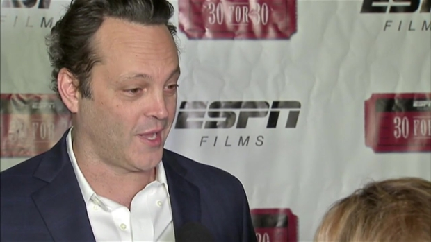 Vince Vaughn Talks '85 Bears Documentary