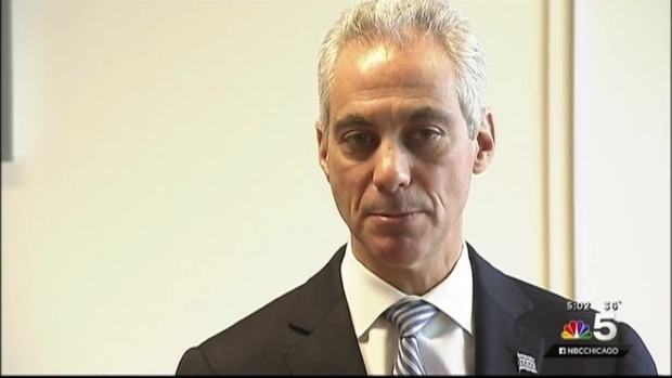 [CHI] Police Developing New Strategies to Combat Crime, Emanuel Says