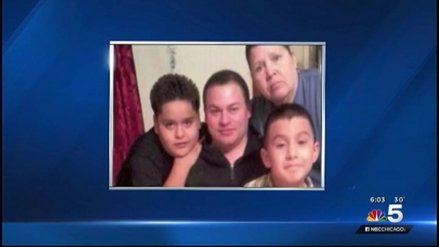 [CHI] Loved Ones React After Southwest Side Family Found Slain