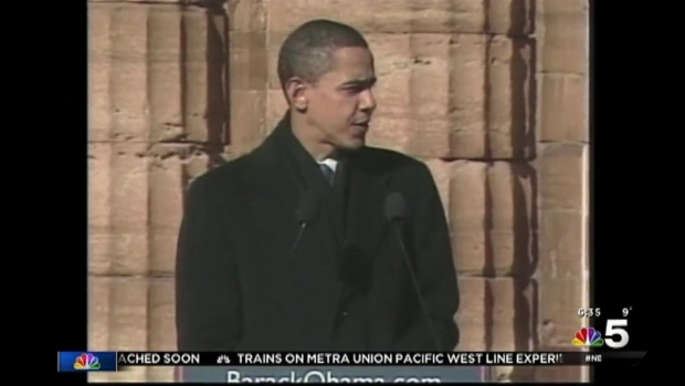 [CHI] President Obama Returns to Springfield for Historic Address