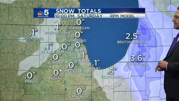 [CHI] Weekend Forecast