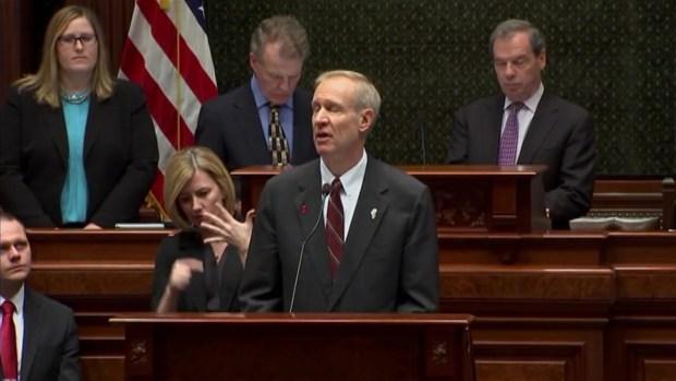 [CHI] Gov. Rauner's Unbalanced Budget Response Act