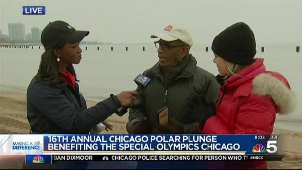 [CHI] Polar Plunge 2016
