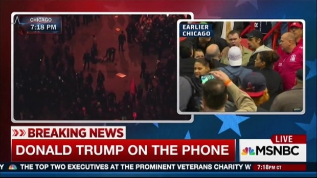 'Don't Want to See People Hurt': Trump Postpones UIC Rally