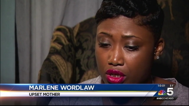 [CHI] Mom Says Daughter Put in Handcuffs at School