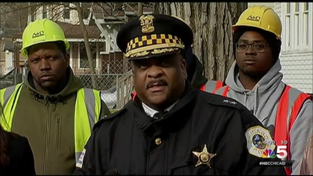 [CHI] City Leaders React to Mayor's Top Cop Decision