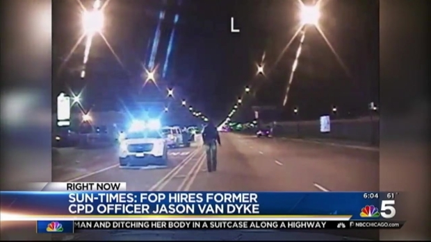 Officer Jason Van Dyke Hired by Police Union