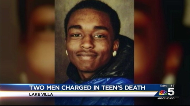 [CHI] 2 Charged in Teen's Death at Suburban Facility