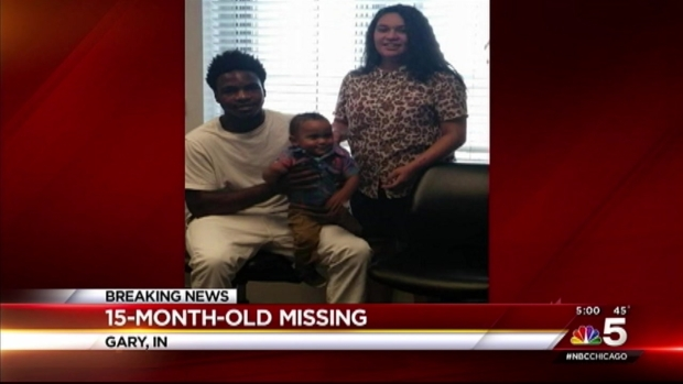 [CHI] Police Search for Gary Baby Taken at Gunpoint