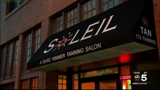 Owner of chicago tanning salon faces charges in third rape for Soleil tanning salon