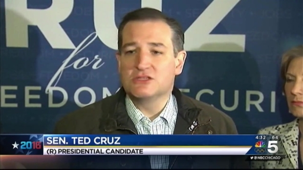 [CHI] Cruz, Trump Exchange Insults as Voters Head to Polls in Indiana