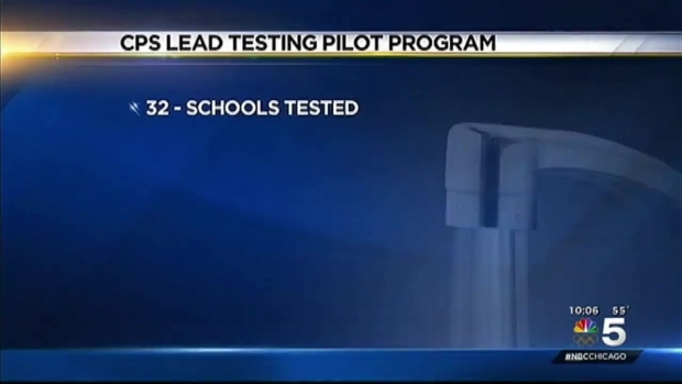 [CHI] CPS Expands Testing After Some Schools Show High Levels of Lead