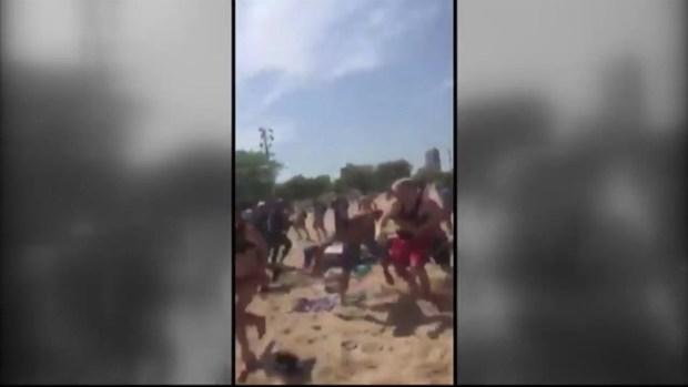 [CHI] Video Shows Brawl at North Avenue Beach