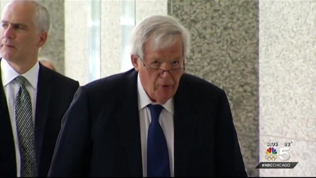 [CHI] Ex-Speaker Hastert Scheduled to Report to Prison Wednesday