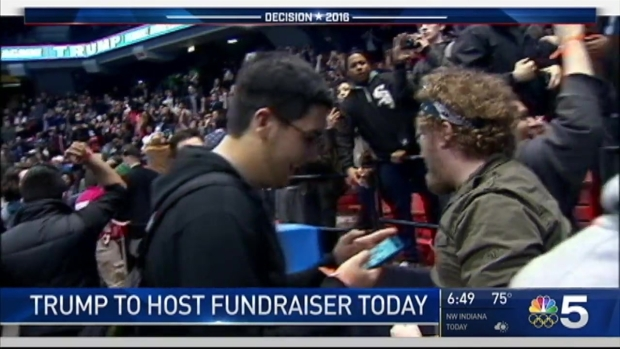 [CHI] Trump to Host Fundraiser in Chicago Tuesday