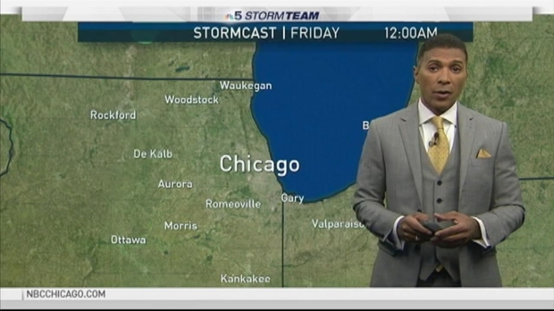 [CHI] Chance of Severe Storms