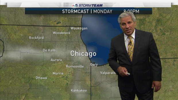 Hot Sunday, More Storms Possible
