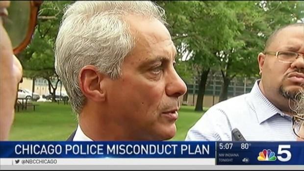 [CHI] Emanuel Briefs Aldermen on Changes to Chicago's IPRA