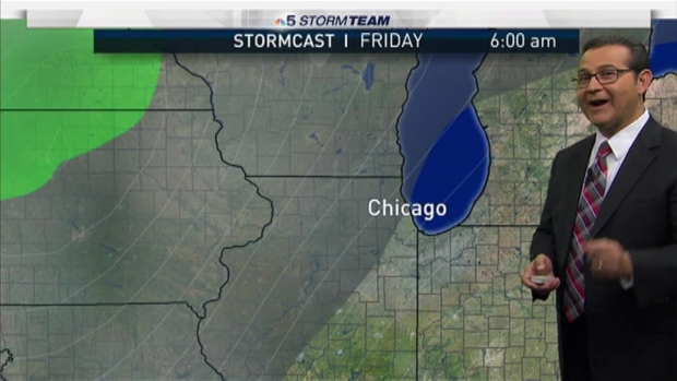[CHI] Cold & Damp Start Again
