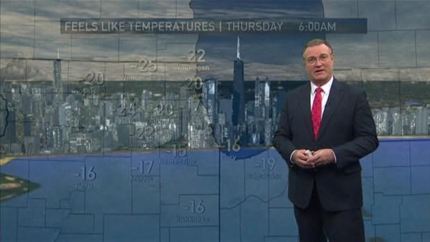 [CHI] Cold Temperatures