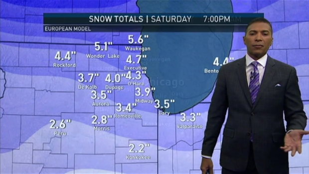 [CHI] Snow Moves In