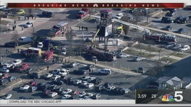 [CHI] Fatality Confirmed After Emergency Response to Suburban Mall