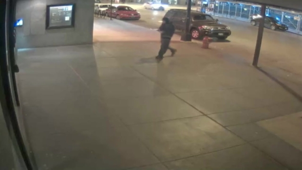 Video of Suspect in Hate Crime at Chicago Synagogue