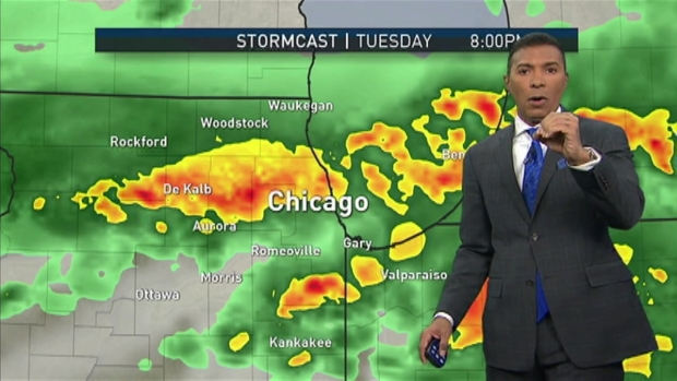 [CHI] Forecast: Severe Storms Possible