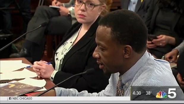 [CHI] Supt. Johnson Testifies in Springfield About New Gun Bill