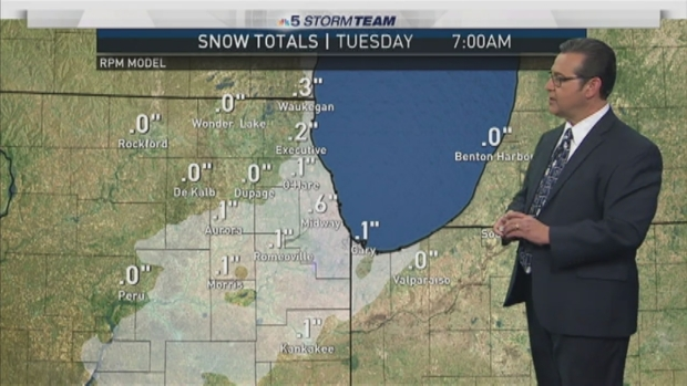 [CHI] Lake Effect Snow Warning Continues