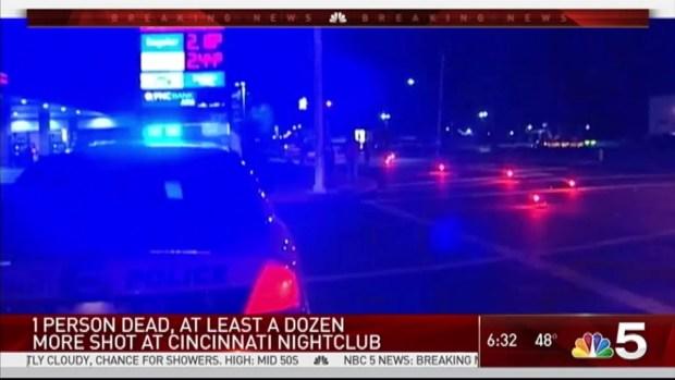 [CHI] 1 Dead in Cincinnati Nightclub Shooting