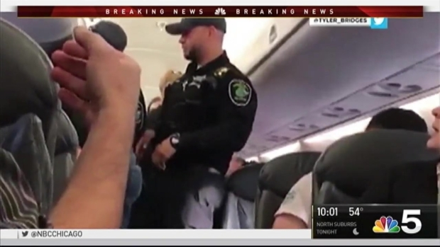 Officers Said They Used 'Minimal' But Necessary Force on United Passenger: Incident Report