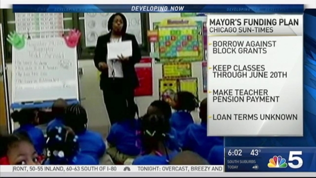 [CHI] Aldermen to Be Briefed on Mayor's Plan to Keep CPS Open