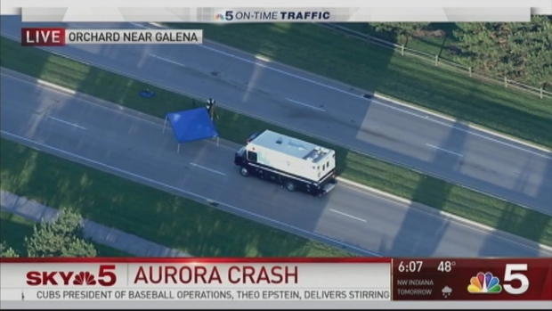[CHI] Woman Dies During Aurora Accident