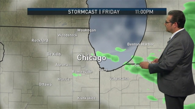 [CHI] Friday Weather